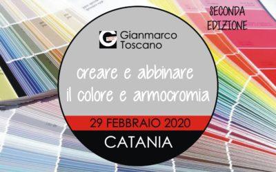 Creare e abbinare il colore e armocromia | CATANIA