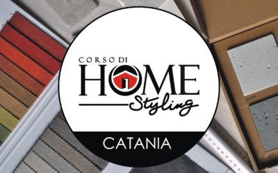 Corso di Home Styling con Paola Marella e Gianmarco Toscano | CATANIA