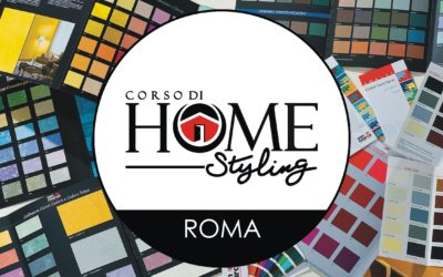 Corso di Home Styling con Paola Marella e Gianmarco Toscano | ROMA