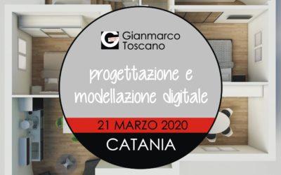 Progettazione e modellazione digitale | CATANIA