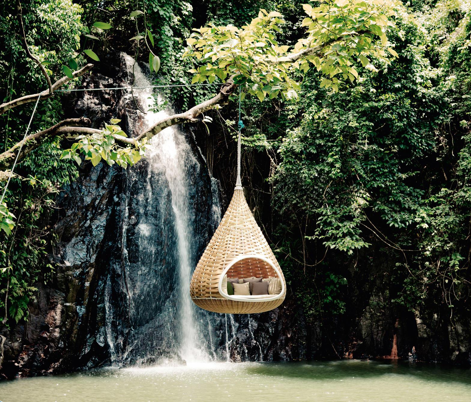 La 'nuova' casa sull'albero