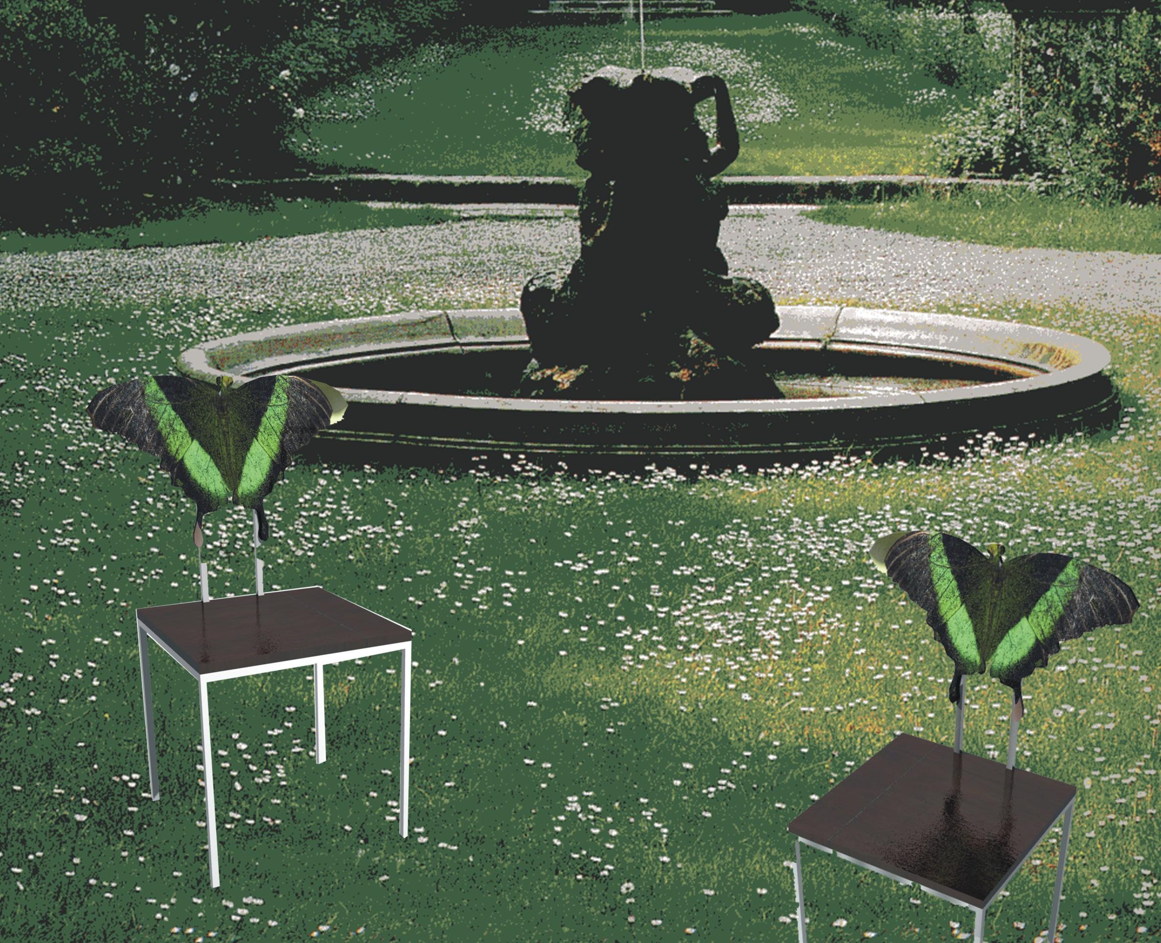 Le sedie segnaposto