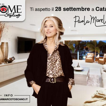 CATANIA | Corso di Home Styling con Paola Marella e Gianmarco Toscano