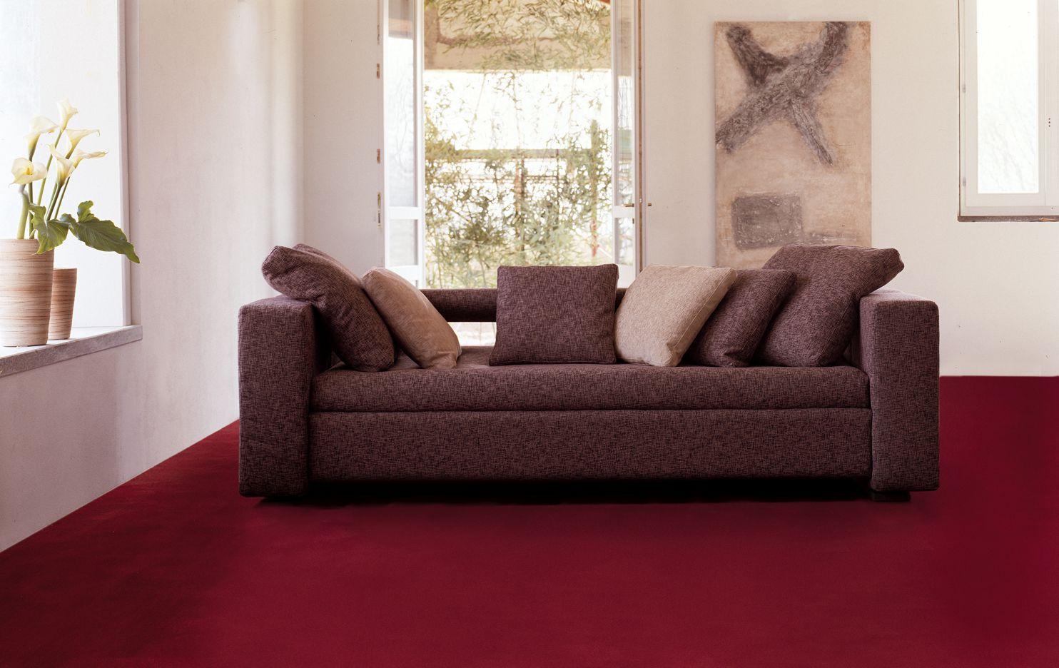Il divano dalla sorprendente versatilità