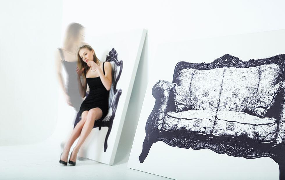 Opera d'arte o seduta?