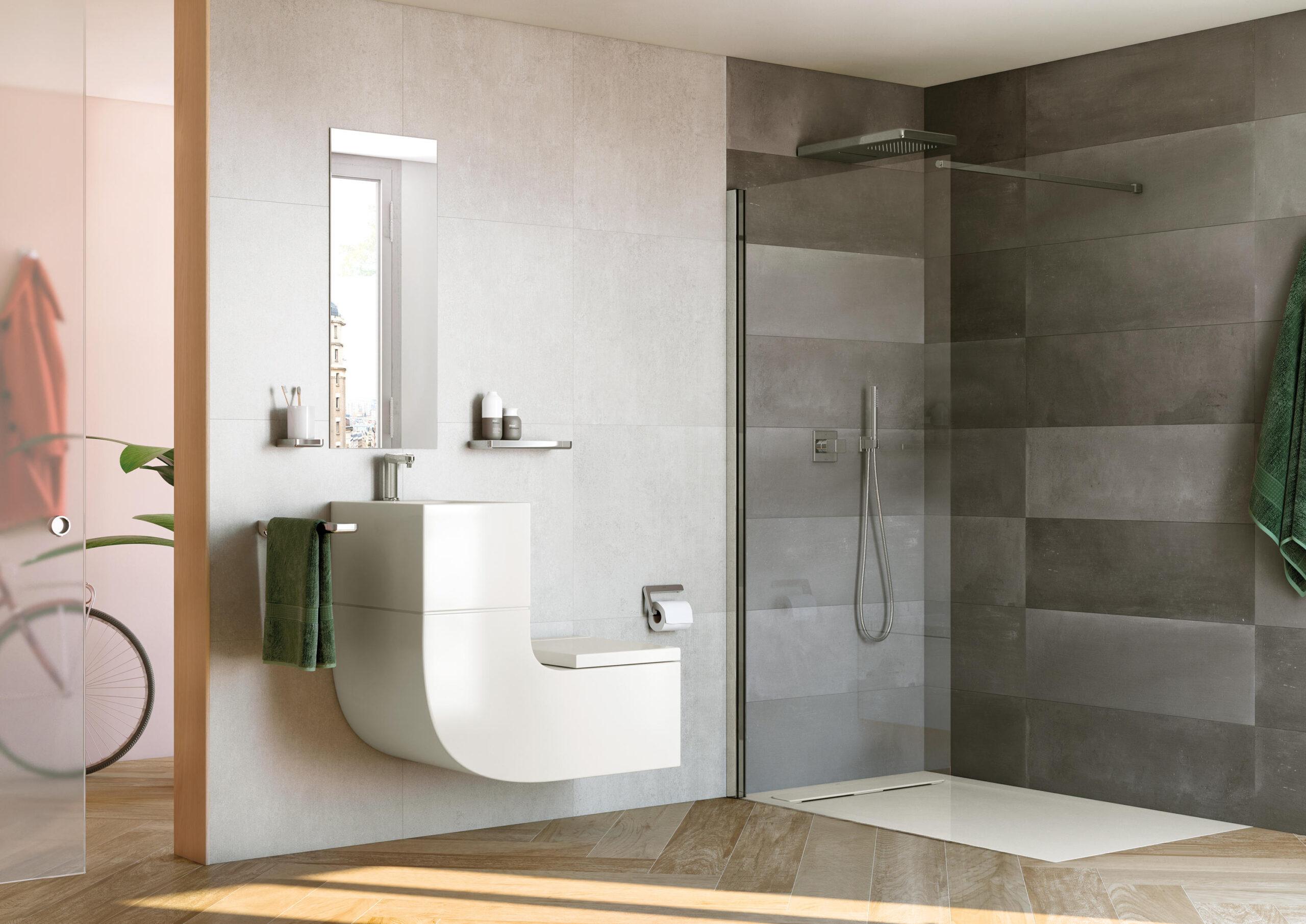 Elemento d'arredo o lavabo con wc incorporato?