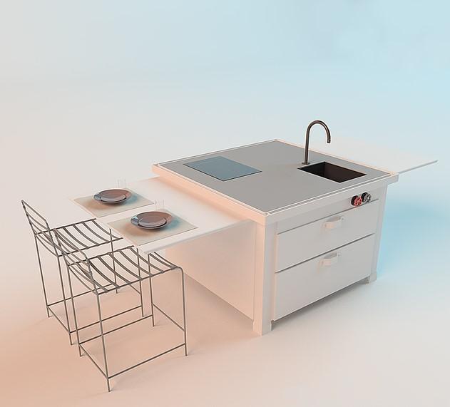 La tua mini cucina